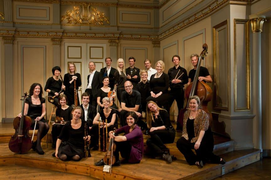 Koreograferad barockupplevelse när Stockholms Bachsällskap gör scenisk debut på Musikaliska
