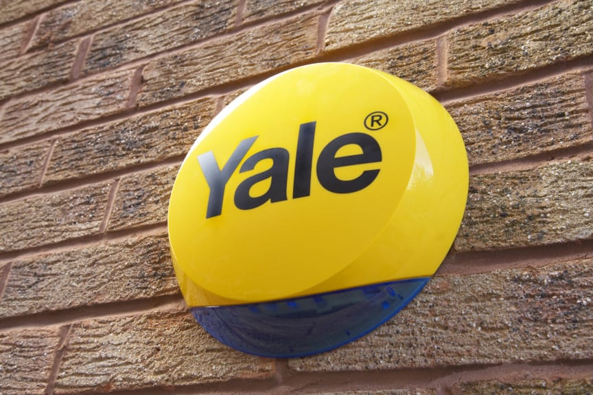 Official Yale Installer, Distributor & Stockist in Telford