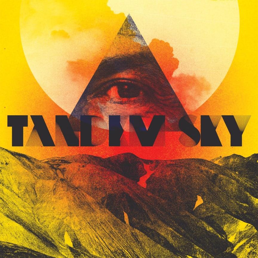 Tandem Sky album artwork