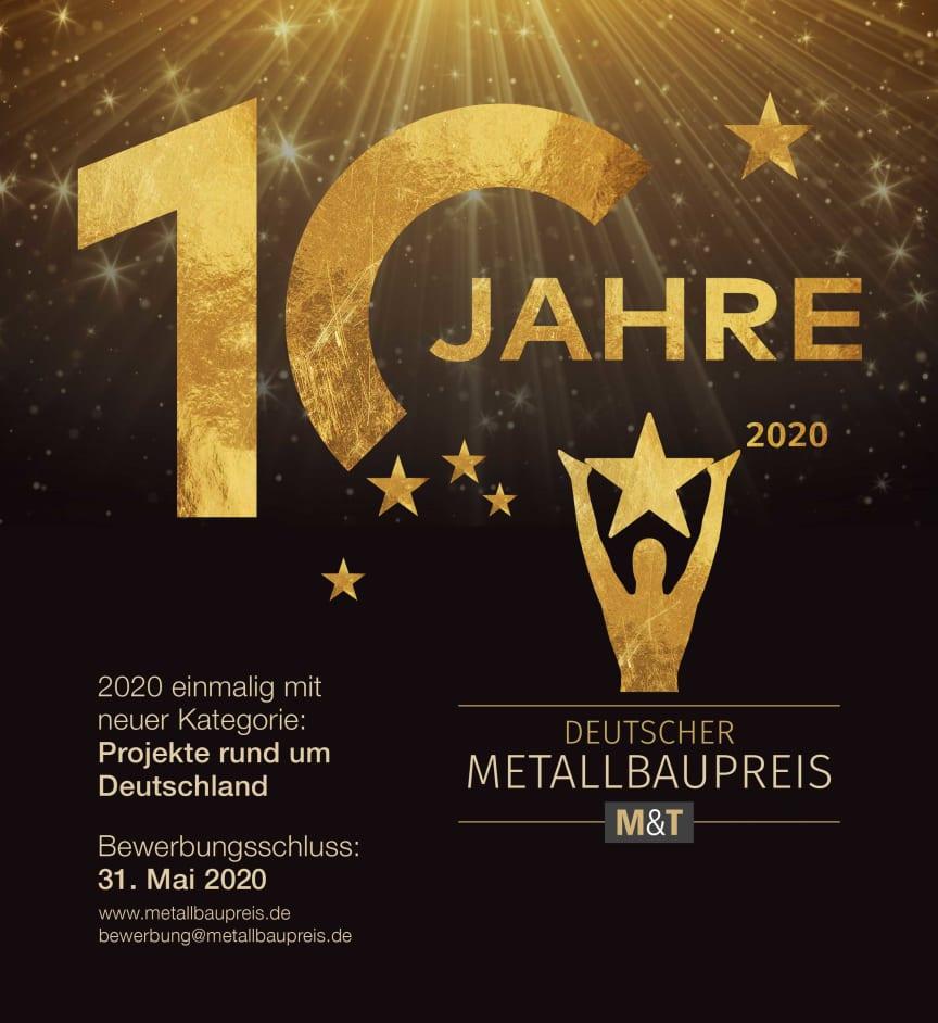 Herausragende Leistungen im Metallbau gesucht