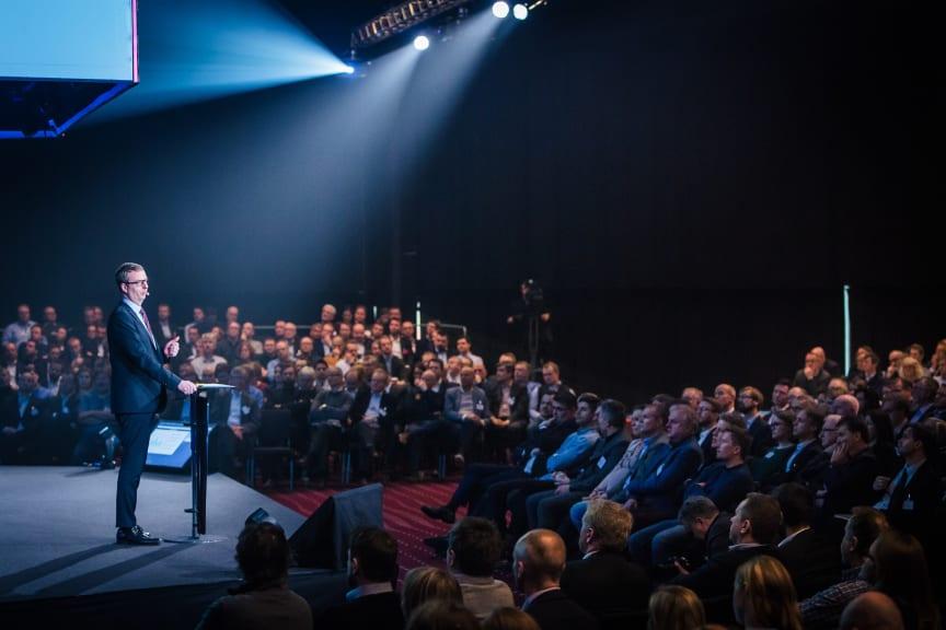 Terje Søviknes på Enovakonferansen 2017