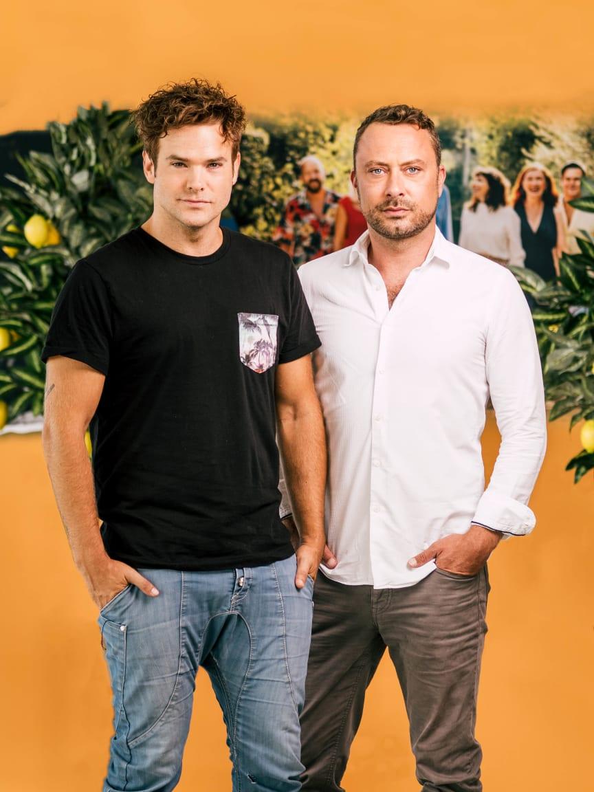 Silas Holst & Jakob Fauerby