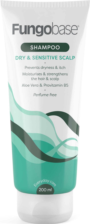 Fungobase Shampoo Dry & Sensitive Scalp