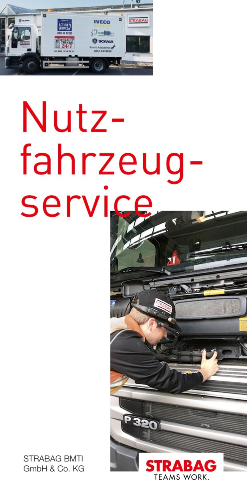 STRABAG BMTI GmbH & Co. KG: Nutzfahrzeugservice