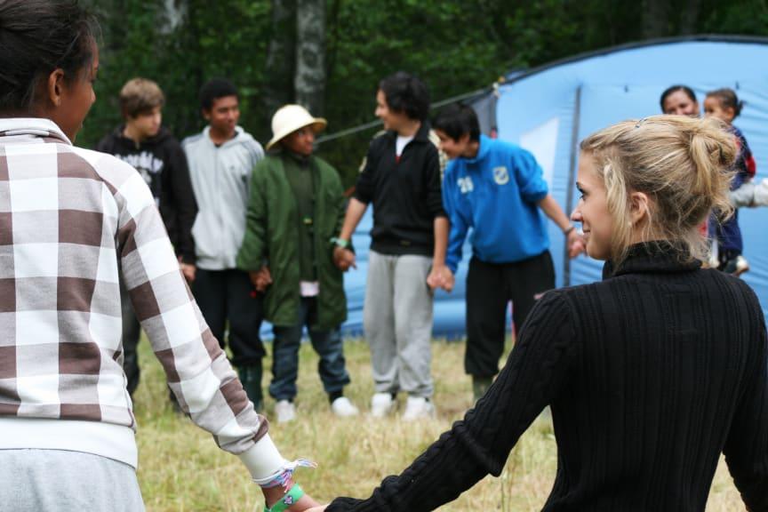 Förebyggande arbete med barn och unga