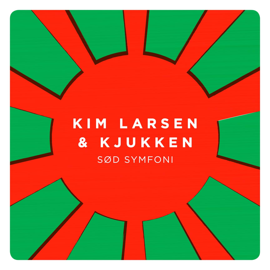 Kim Larsen & Kjukken - Sød Symfoni