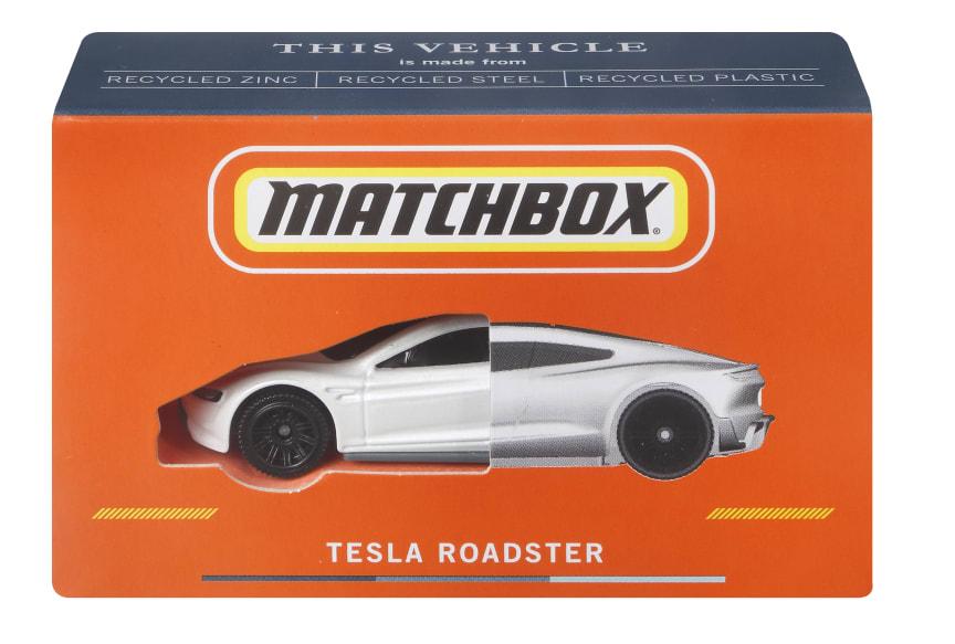 Matchbox Telsa Roadster 99� Recycled_03.jpg