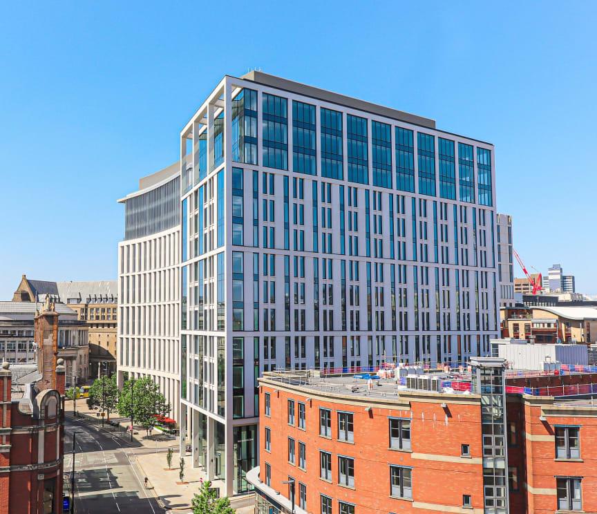 Landmark office Manchester
