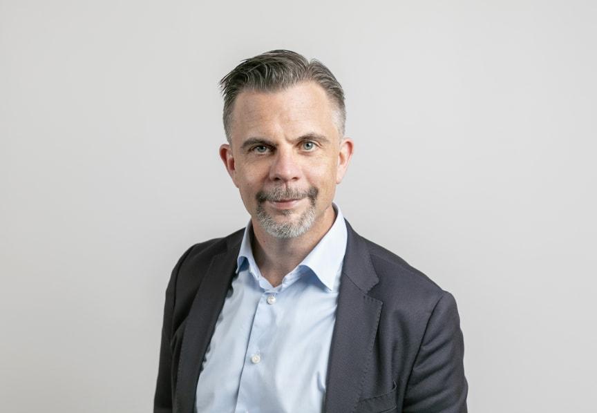 Andreas Ferm, vd Brilliant Future