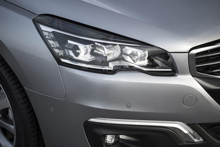 Peugeot 508 detalj