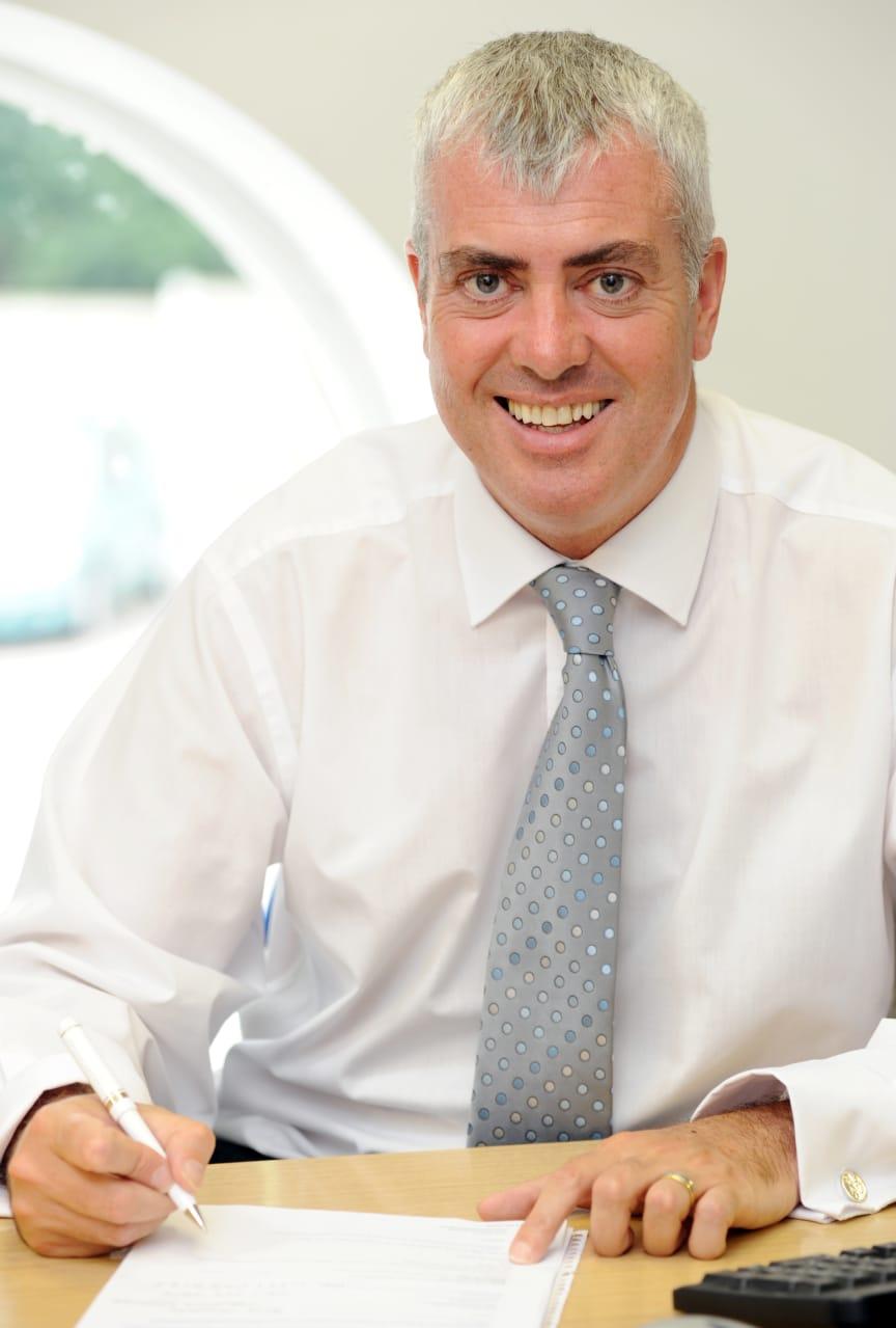 John Sailsbury, Managing Director, de Poel