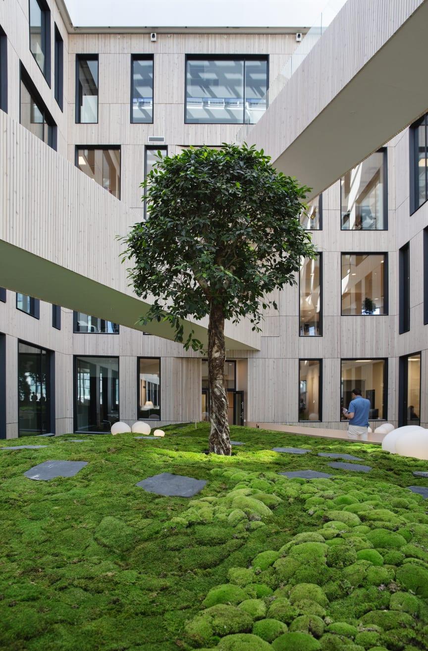 Dungen, finalist till Stadsbyggnadspriset 2019