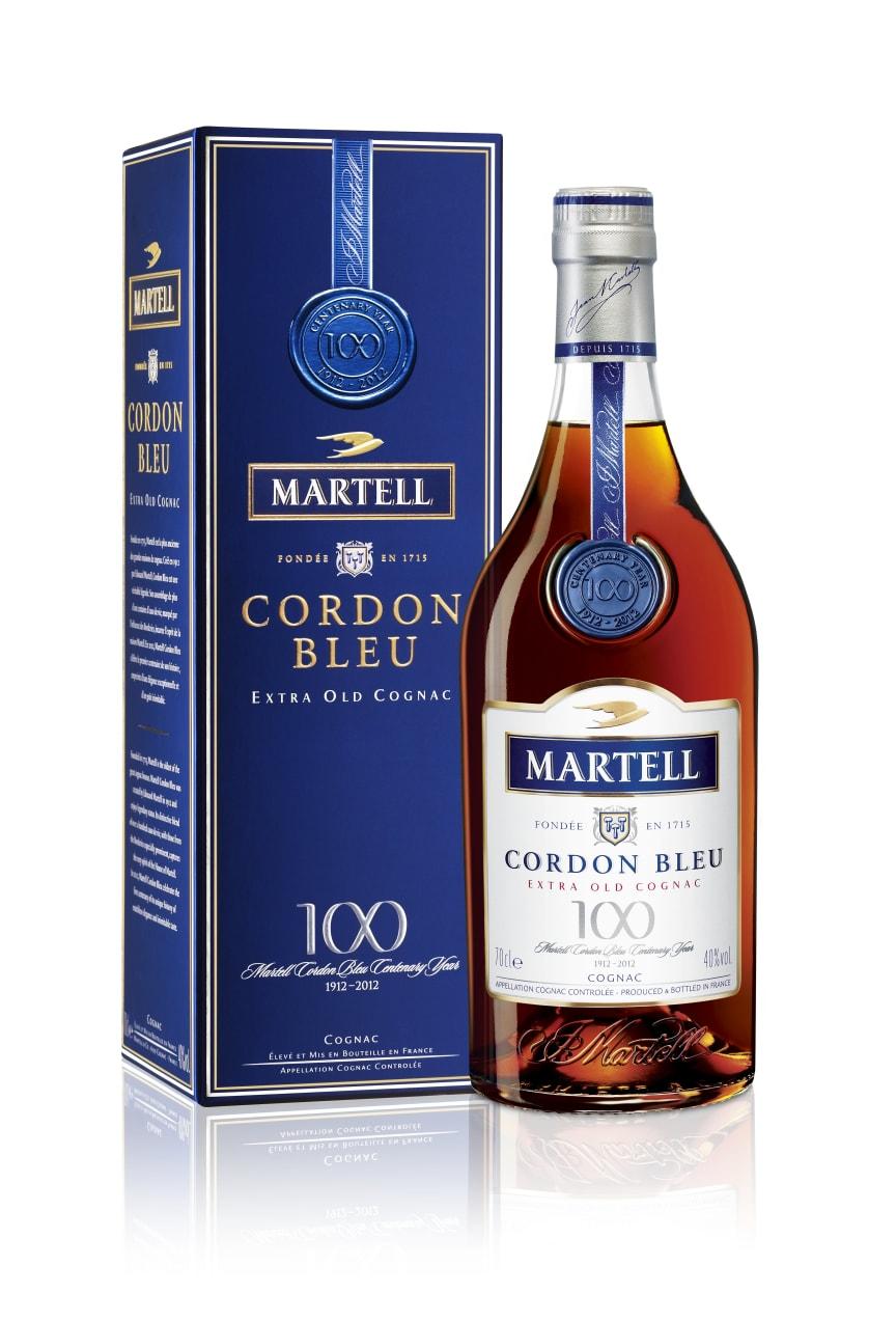 Martell Cordon Bleu 2012