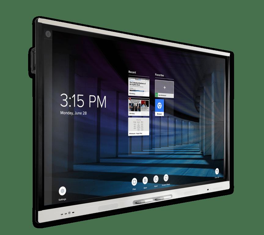 SMART Board MXv2-Pro_right-angle_screen-gov