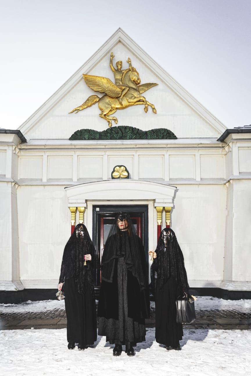 'Sisters Academy – The Boarding School' vinder Udstillingsprisen Vision 2016