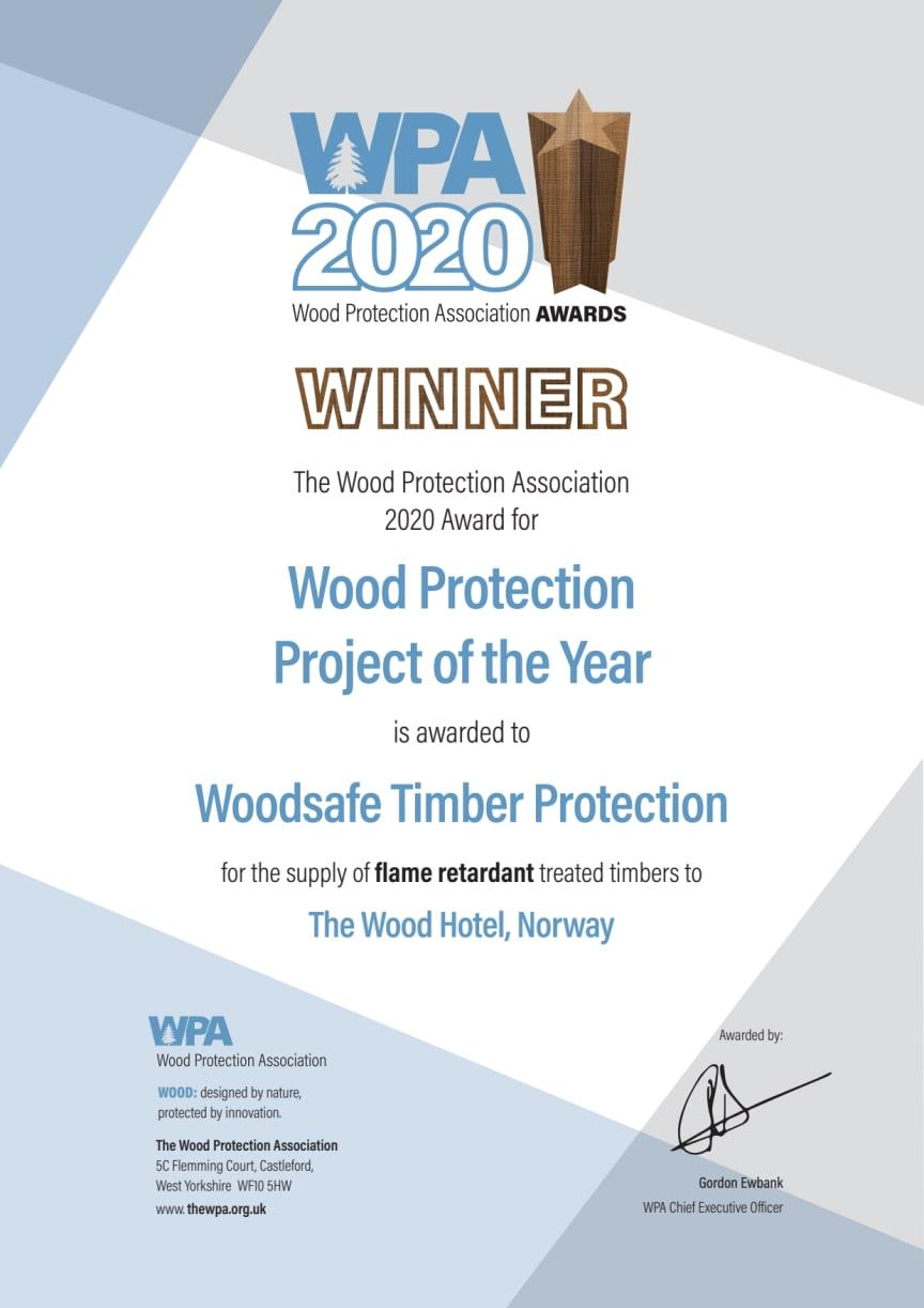WPA 2020 Project of the Year Winner certificate.pdf