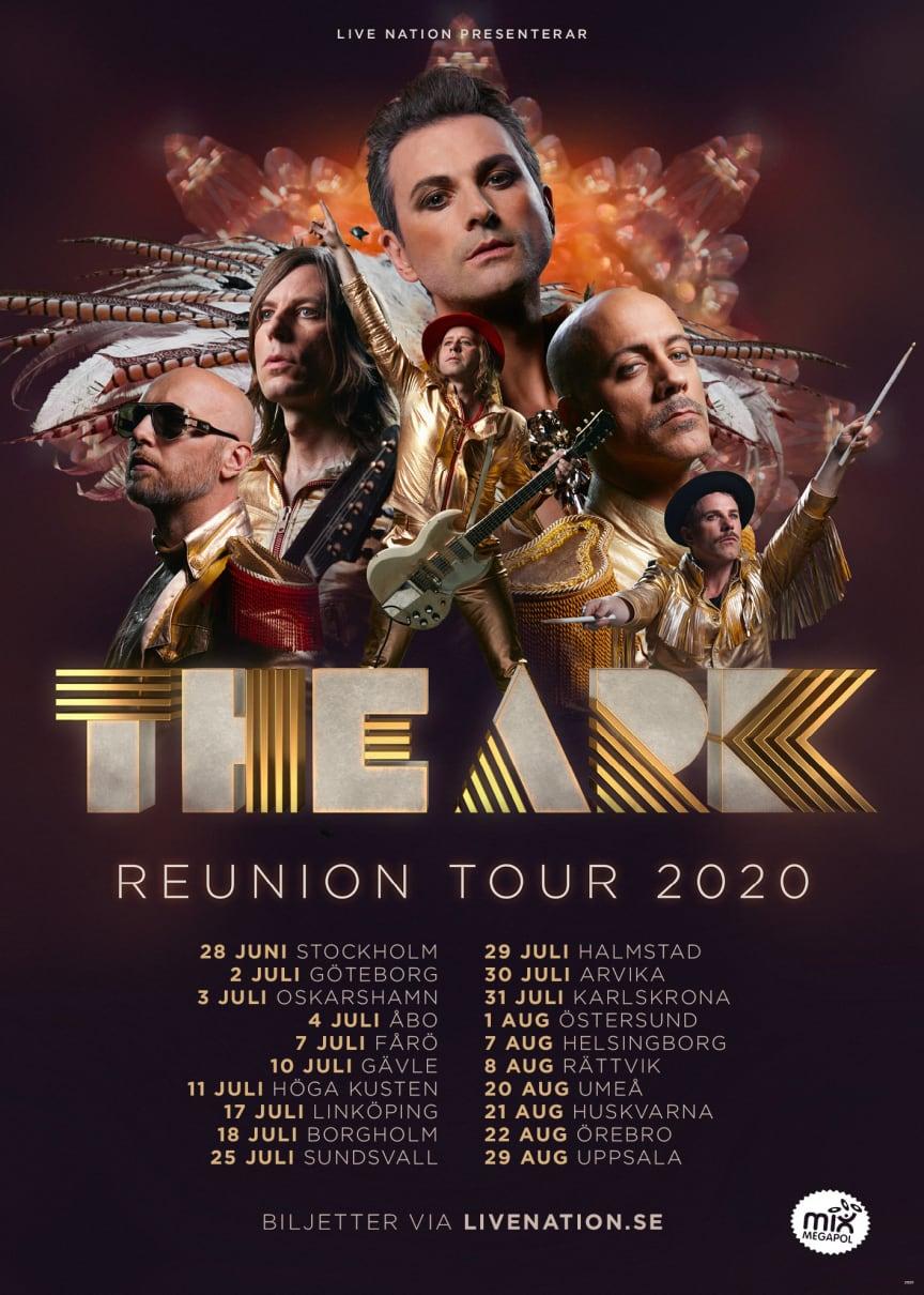 The Ark Reuniontour