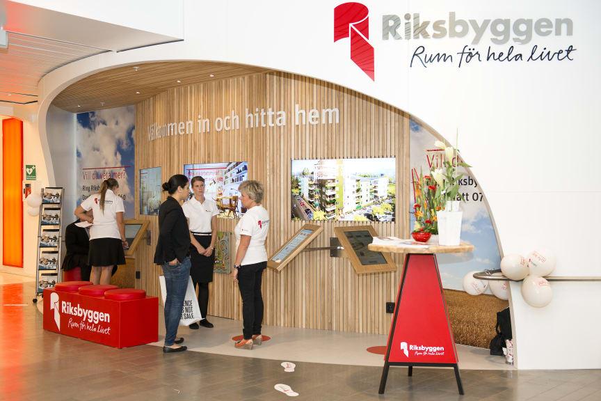 Invigning av bostudio i Gränby C