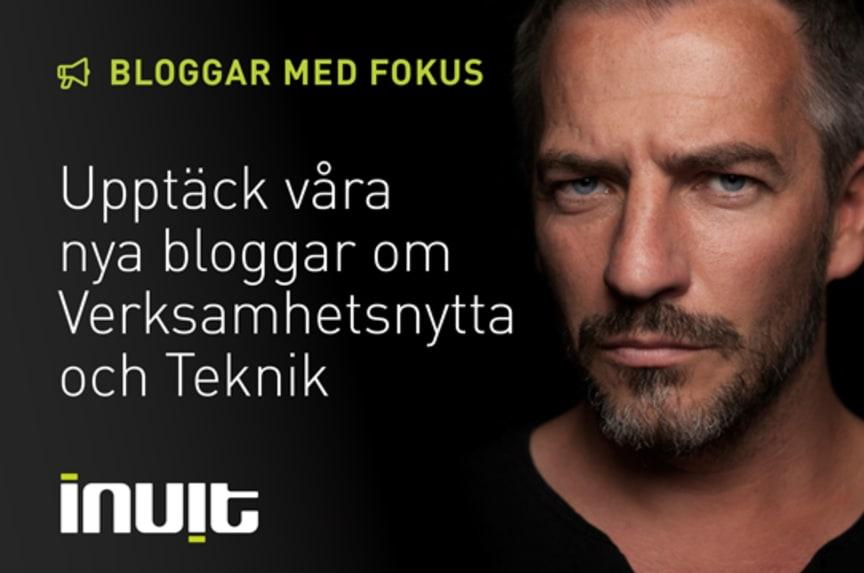 Inuit lanserar två nya IT-bloggar