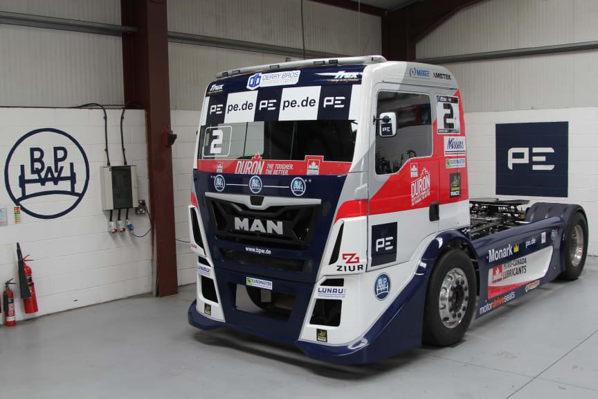 T Sport Bernau Race Truck Saison 2020