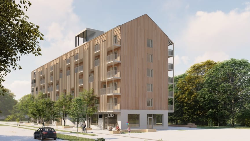 Gränby Park Kvarter 1