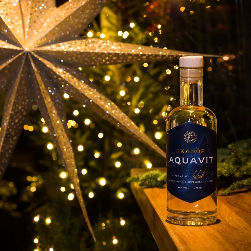Skanör Aquavit jul