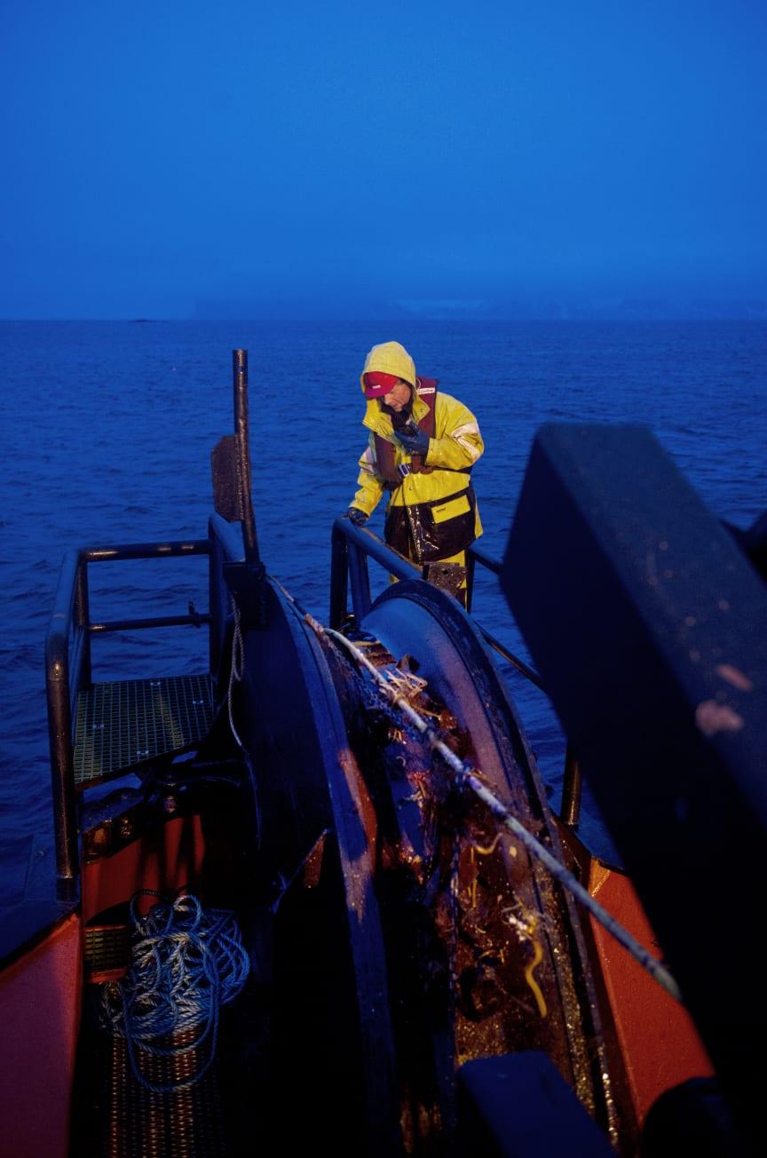 Retting av sjøkabelbrudd