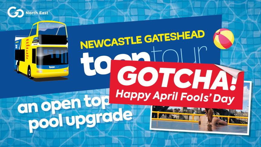 Gotcha! Happy April Fools' Day