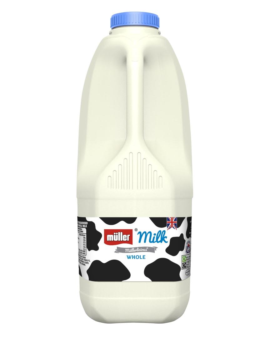 Müller Milk - whole