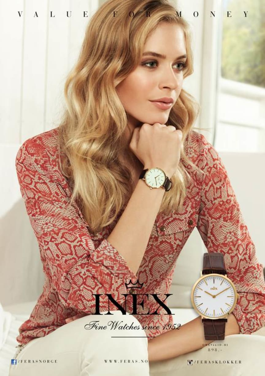 Inex - for henne SS14
