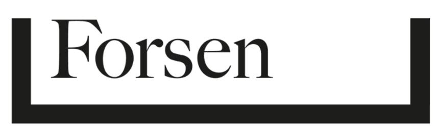 Forsens nya logotyp