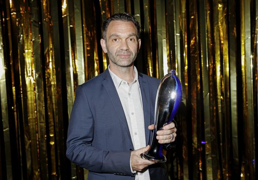Årets Dramatiker 2017 Jakob Weis