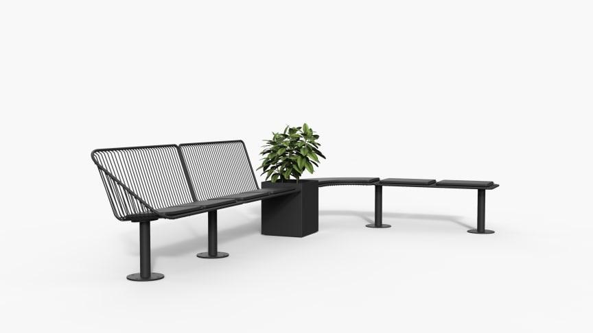 Korg byggsystem. Design Thomas Bernstrand