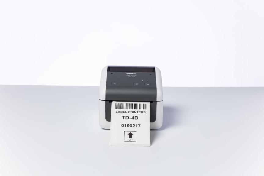 TD-4D labelprinter