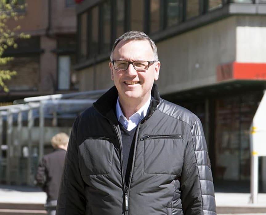Tom Bolstad, administrerende direktør i Econa