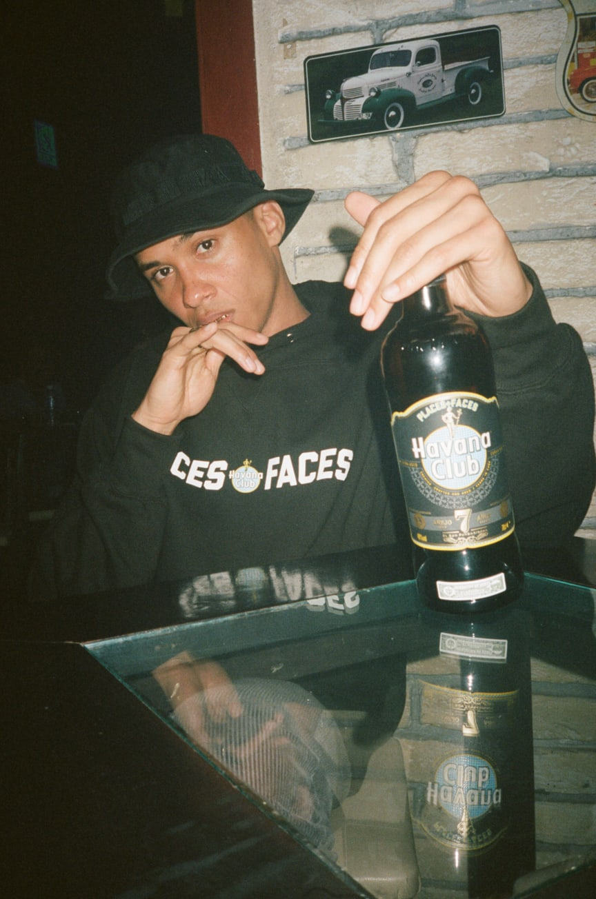 PLACES+FACES: Limited Edition Bottle Havana Club 7 Años