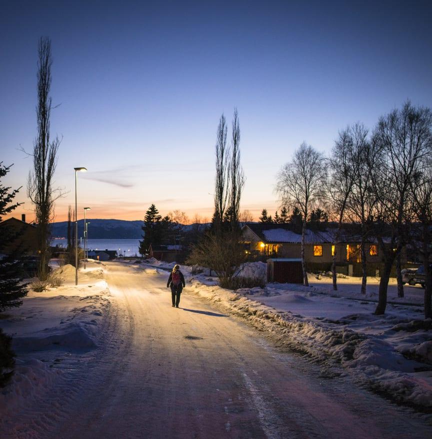 LED Steinkjer