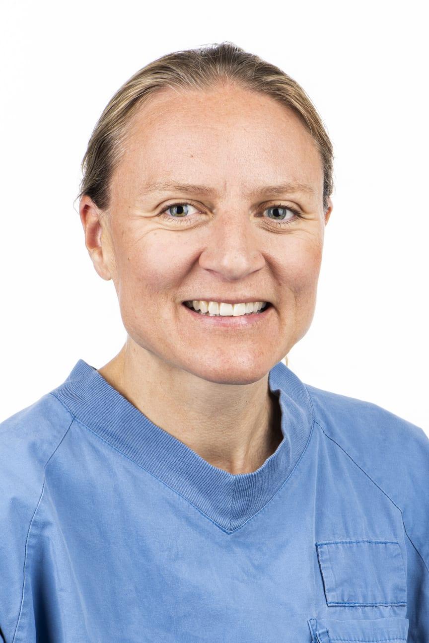 Forskaren och gynekologen Helena Kopp Kallner, Danderyds sjukhus