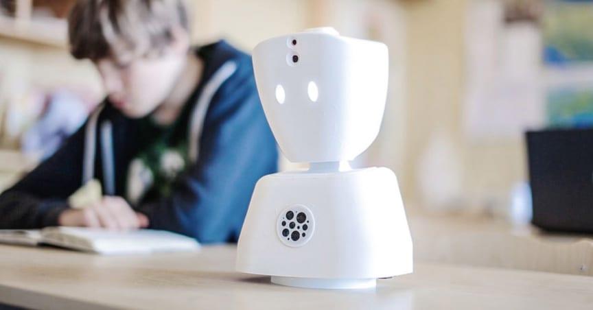 No Isolations robot AV1