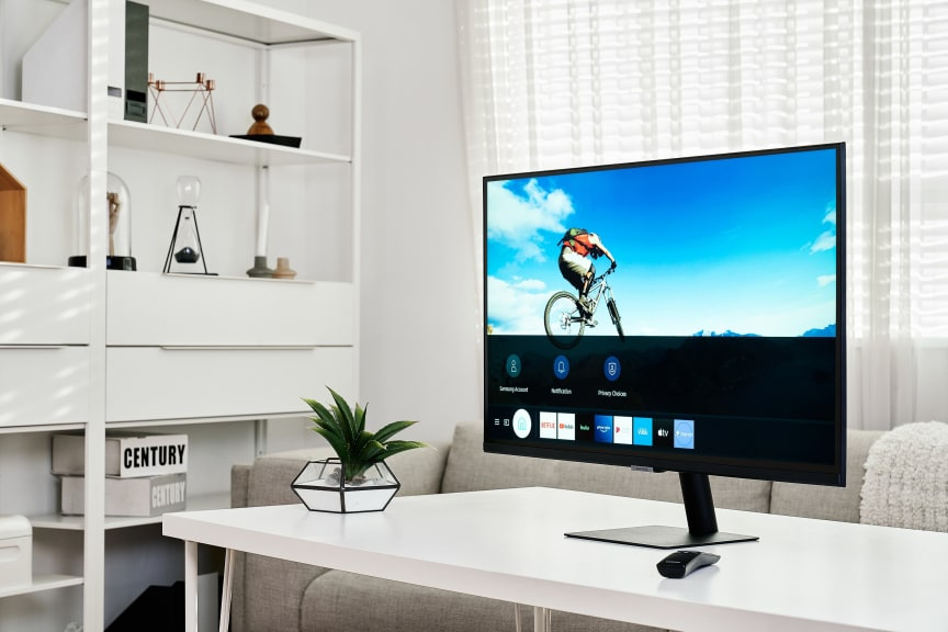 Smart Monitor M7 och M5