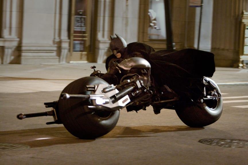 Batman (Christian Bale) er tilbage i Christopher Nolans The Dark Knight