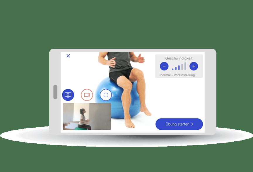 Caspar - Digitale und multimodale Patientenbetreuung