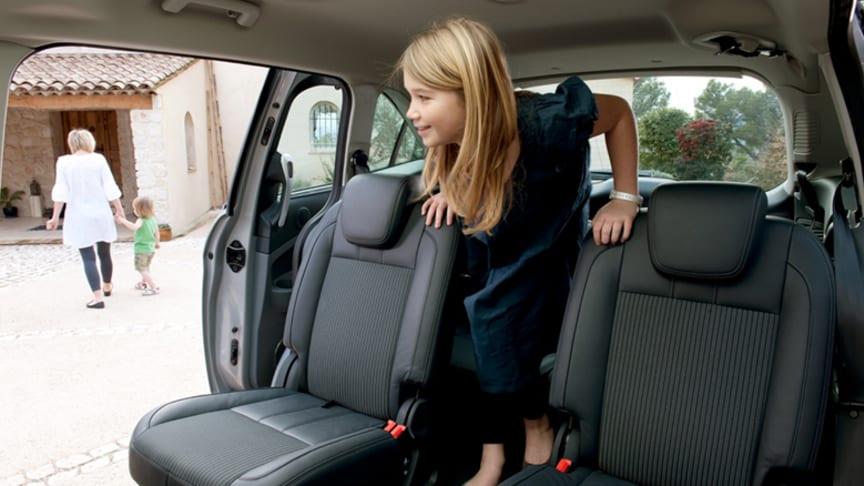 Den nye Ford Grand C-MAX
