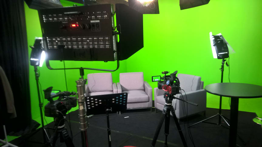 Ready for the webcast
