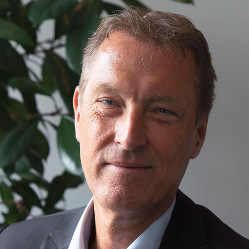 Joel Hegardt, ny styrelseordförande i IHM