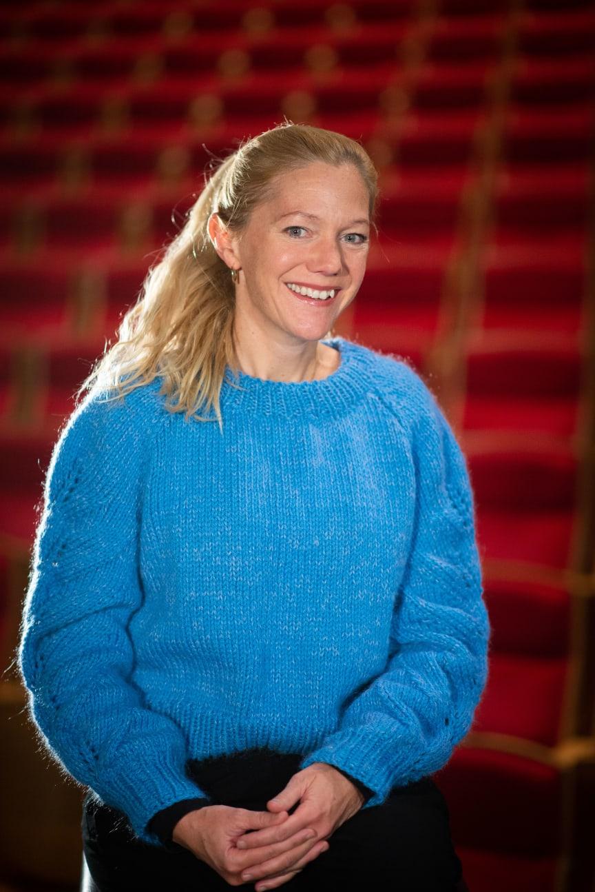 Maja Lunde, forfattar