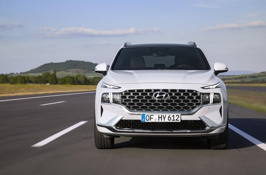 New Hyundai Santa Fe (2)