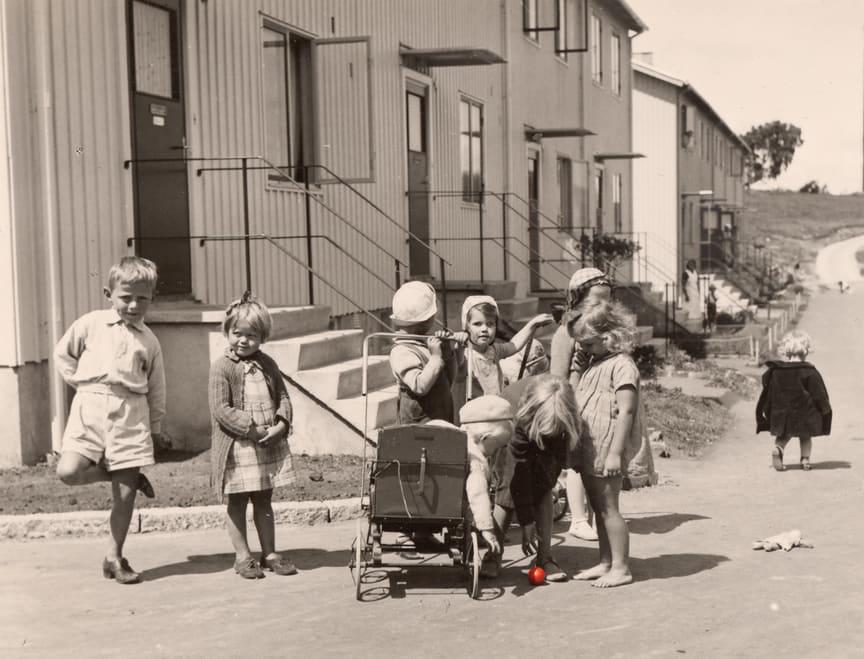 Livslång nybyggaranda - Egnahemsbolaget 80 år