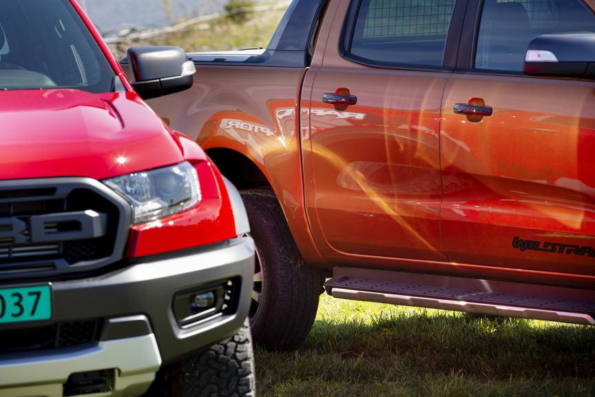 Ford Ranger Ranger Raptor 2020