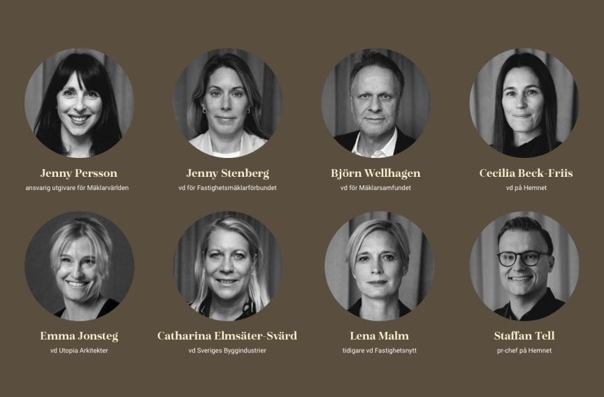 Jury Guldhemmet